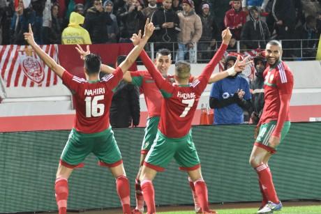 Le Maroc sacré champion d'Afrique après sa victoire sur le Nigeria (4/0)
