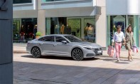 La berline qui fait monter  en gamme Volkswagen