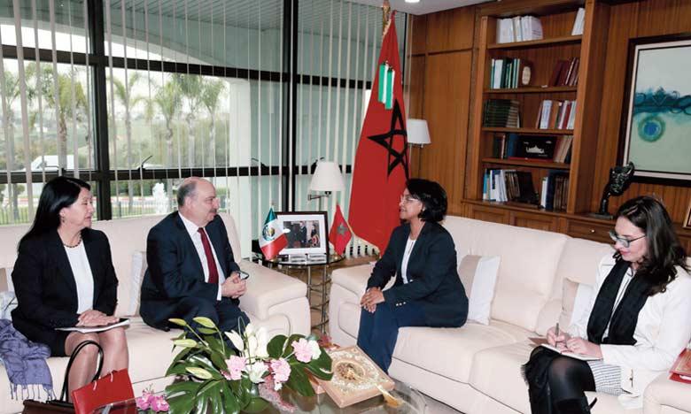Diplomate mexicain :  Le Maroc constitue  une porte d'entrée  en Afrique pour le Mexique