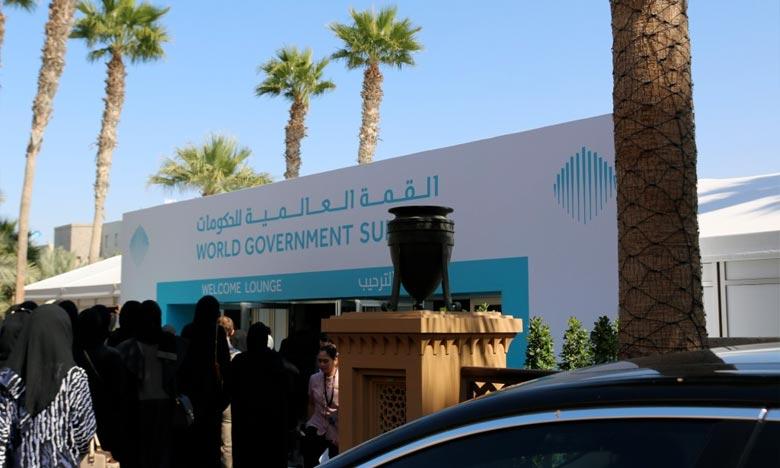 Le Maroc participe à la 6e session du Sommet mondial des gouvernements