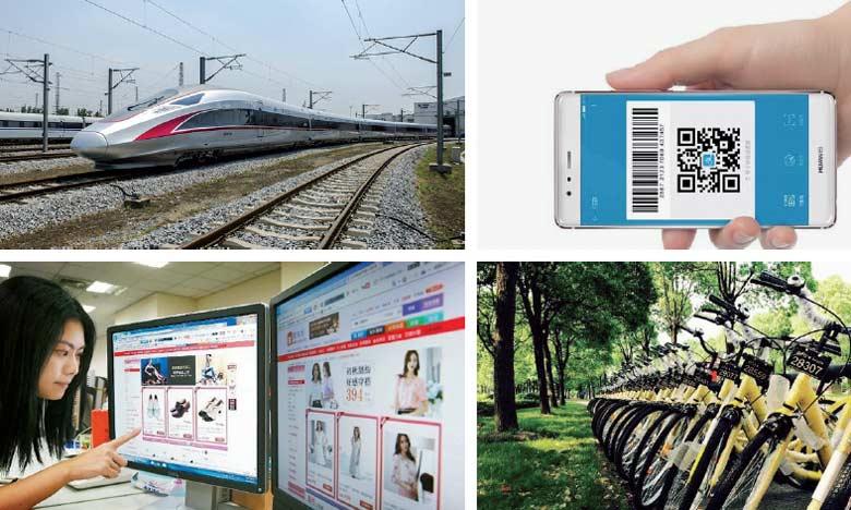 Connaissez-vous les quatre nouvelles inventions de la Chine ?