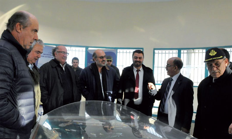Une délégation de parlementaires uruguayens s'informe de la dynamique de développement dans la région de Laâyoune-Sakia El Hamra