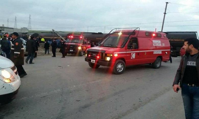 Six morts dans un accident mortel à Tanger