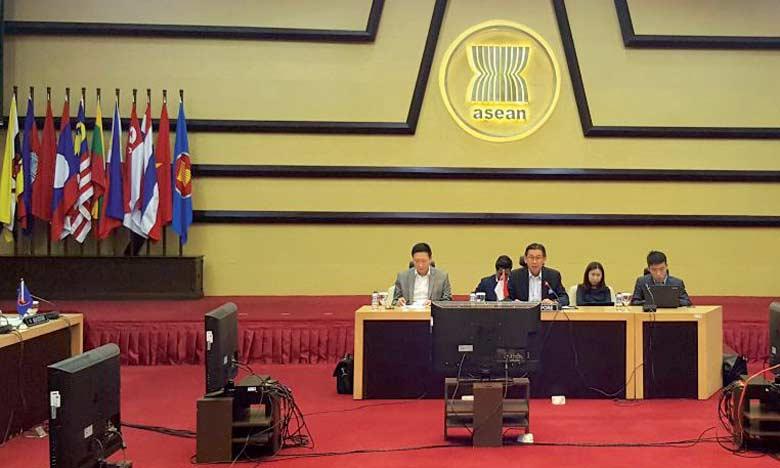 Le Maroc est bien parti pour accéder au statut  de «Partenaire de dialogue sectoriel» auprès de l'ASEAN