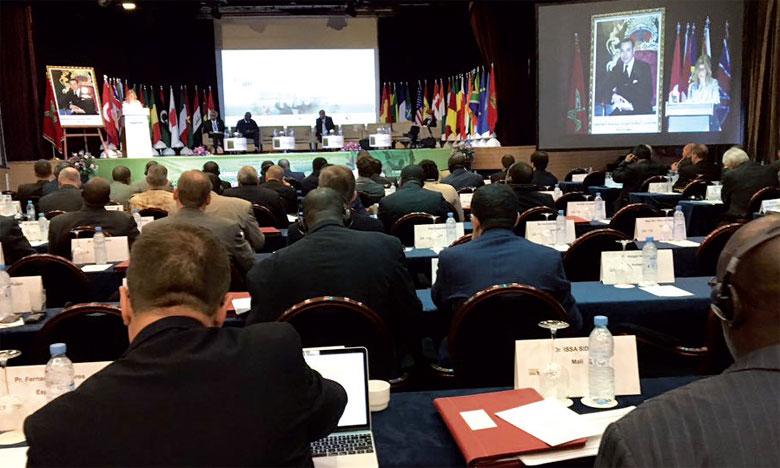 Ce forum de deux jours a réuni plus de 300 experts, dirigeants d'organisations internationales et responsables civils et militaires de plusieurs pays.