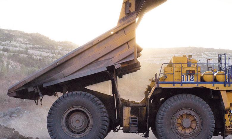 En 2017, l'économie mondiale a consommé 90 milliards de tonnes de matériaux