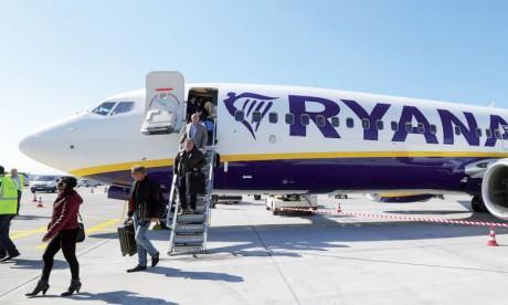 Des résultats meilleurs que prévu pour Ryanair