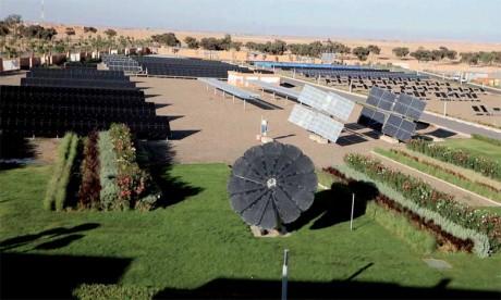 L'Iresen lance des appels à projets  pour 50 millions de dirhams