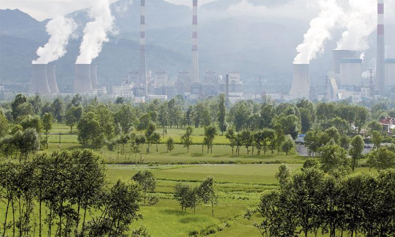 L'AFD insiste sur le fait que le prêt ne vise pas à financer le développement d'une centrale à charbon, mais bien la récupération de la chaleur perdue. Ph. DR