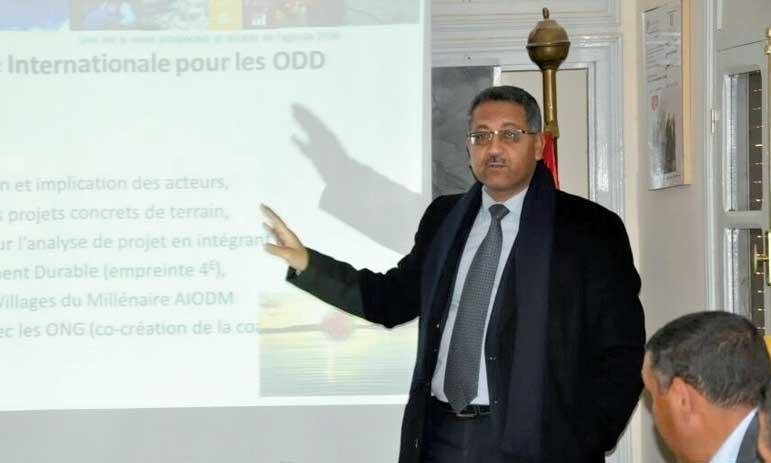Mustapha Tilioua : «Au Maroc, les collectivités  territoriales ne sont pas suffisamment impliquées»