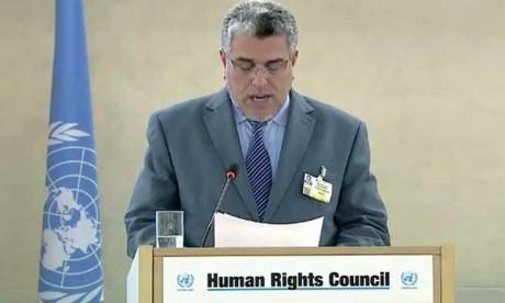 Mustapha Ramid : Le Maroc traduit en actes son engagement en faveur de la protection des droits de l'Homme