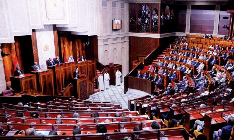 Les députés examinent et approuvent aujourd'hui  en séance plénière plusieurs textes de loi