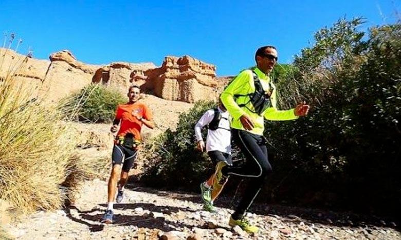 Le Trail écologique Lalla Takerkoust est la première étape d'un circuit de trois événements destinés à promouvoir le sport. Ph : DR