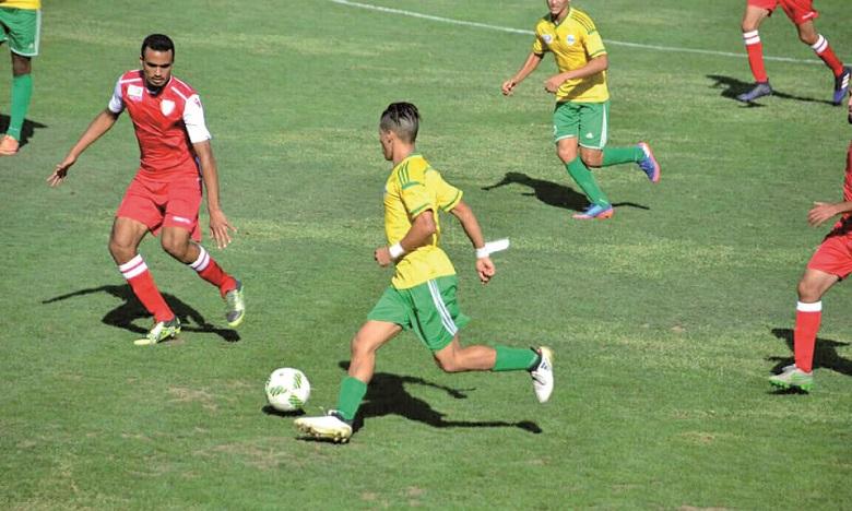 Le RBM en quête d'une victoire face à l'IZK, le MCO défie le WAF à domicile