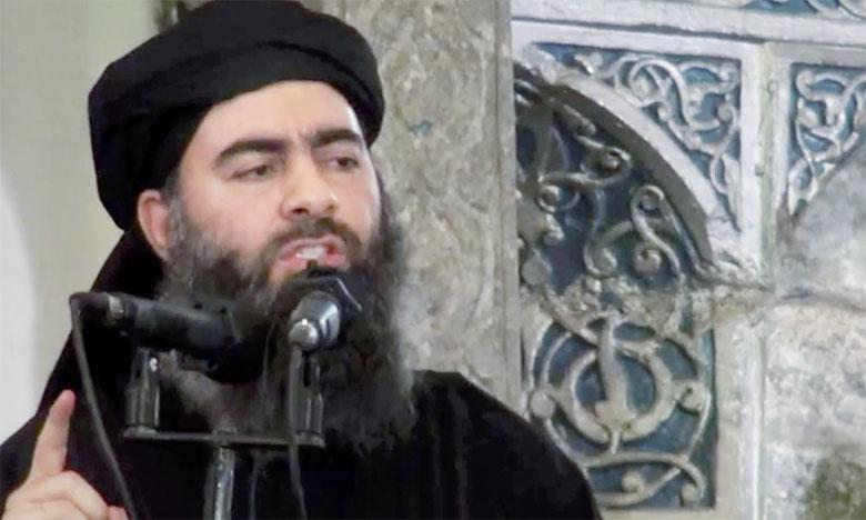 Ce n'est pas la première fois qu'Abou Bakr Al-Baghdadi est donné pour mort. Ph. Reuters