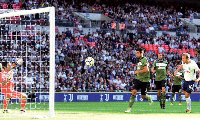 Les Bianconeri testent leur rideau défensif face aux Spurs de Harry Kane