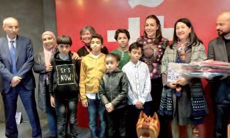 Remise des prix à Marrakech aux artisans  et jeunes écoliers lauréats du concours «Xico»
