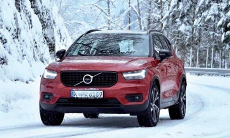 Le XC40 apporte une touche de nouveauté, d'originalité, de créativité et de distinction à la gamme Volvo.