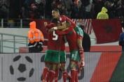 Le Maroc mène 1-0 face au Nigeria à la mi-temps