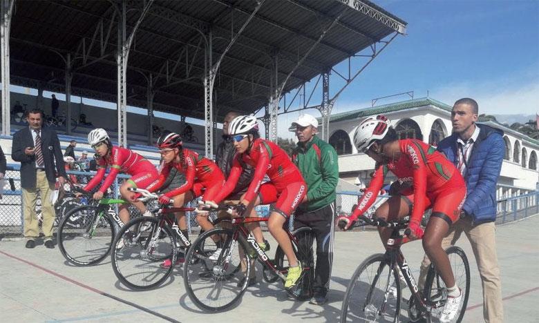 Les cyclistes du continent africain  convergent à Casablanca