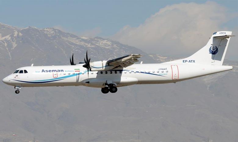 L'avion de la compagnie Aseman Airlines a quitté l'aéroport de Téhéran, s'est écrasé sur le mont Dena, dans la chaîne montagneuse Zagros, à environ 500 kilomètres de Téhéran et à moins de 25 kilomètres de sa destination. Ph : DR