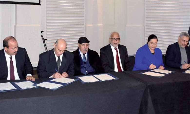 La CGEM et les centrales syndicales  lancent un Fonds de médiation sociale