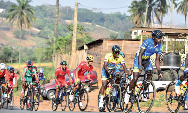 Chokri El Mehdi et Mohcine El Kouraji terminent deuxième et troisième du tour