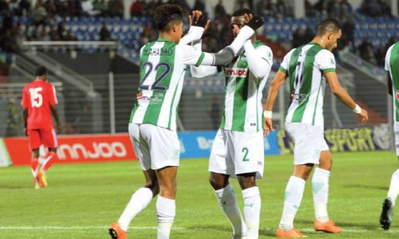 Le DHJ 10 fois plus fort que le Benfica Bissau