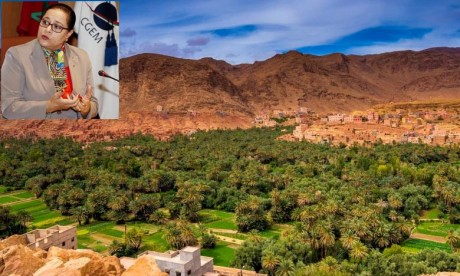 CGEM appelle à mobiliser les moyens pour le désenclavement terrestre et aérien de Drâa-Tafilalet