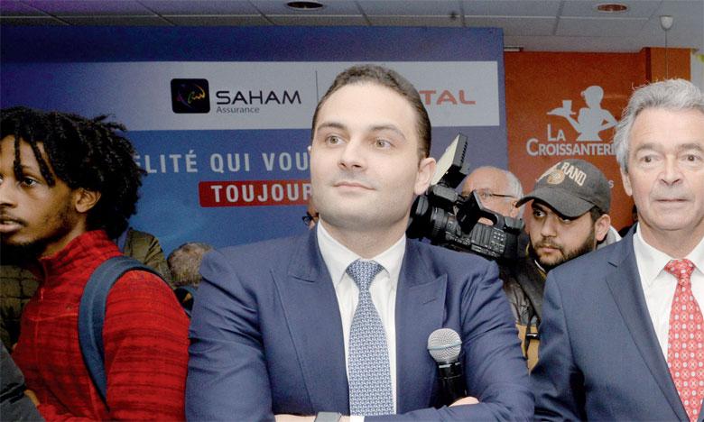 Une offre Total Maroc-Saham Assurance pour les professionnels de la route