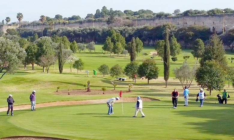 Le Royal Golf Anfa Mohammedia domine les classements de la 1ère étape