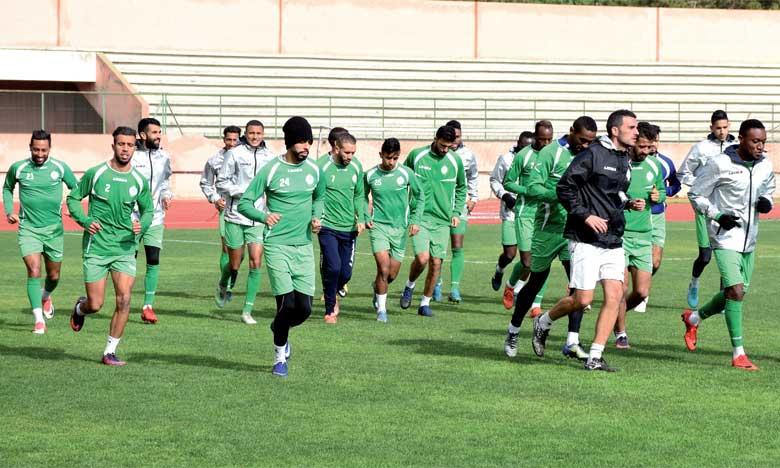 Juan Carlos Garrido :«Nous sommes prêts pour le derby  et la phase retour du championnat»