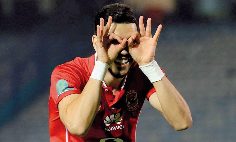 Buteur du championnat égyptien,  Walid Azarou affole les compteurs