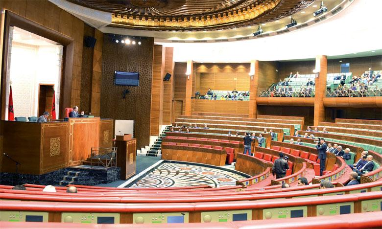 La Chambre des conseillers adopte le projet de loi n° 76.15