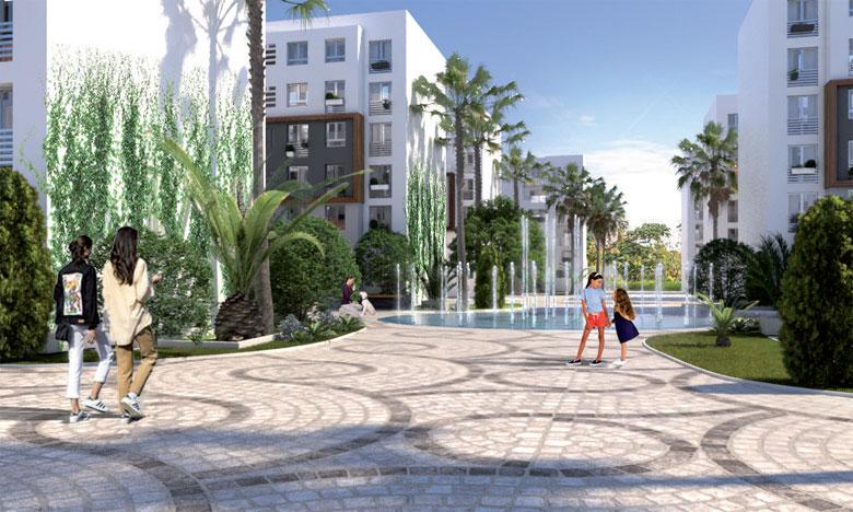 Palm Immobilier lance la commercialisation de la 1re tranche de «Palm Square»