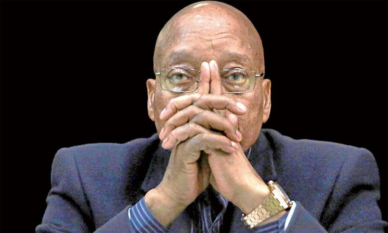 Le sort du Président Jacob Zuma connu «dans les prochains jours»
