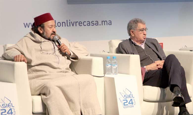 Les participants ont témoigné de l'apport de l'artiste, de l'intellectuel et de l'homme qui a servi de lien entre le Maroc et l'Orient pour des générations d'artistes marocains et étrangers.                                                                                                                                    Ph. MAP