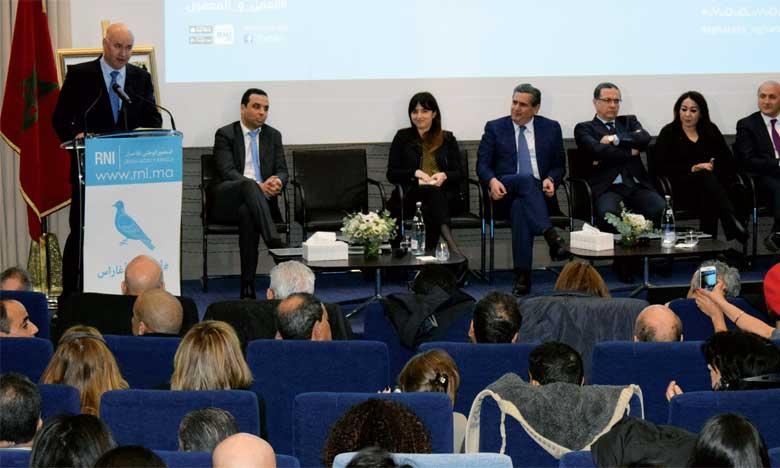 Lancement du conseil des RNIstes Marocains du monde