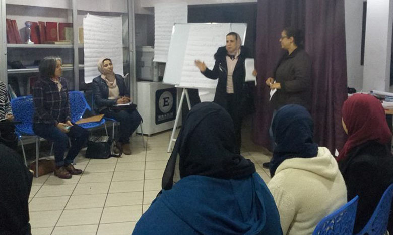 La première édition du projet «Entrepren'her» a regroupé  30 participantes issues de divers milieux.