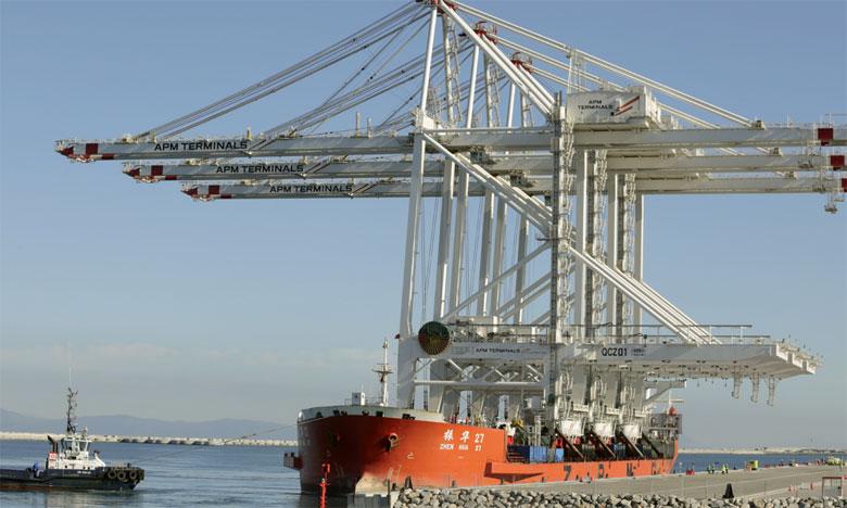 APM Terminals reçoit ses premiers portiques innovants