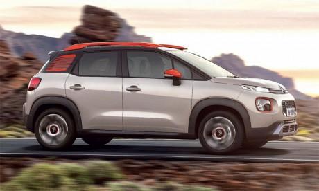 SUV compact de 4,15m de long, le nouveau C3 Aircross se démarque par une attitude pleine d'originalité et de fraîcheur.