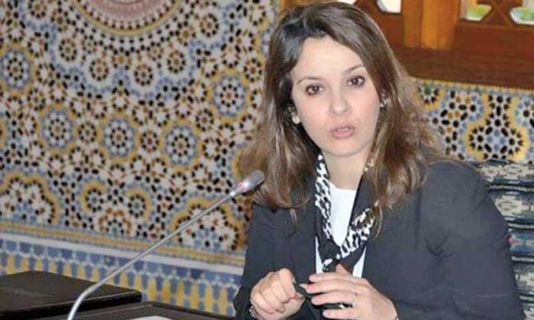 Charafat Afilal fait le point sur l'approvisionnement en eau potable à Khénifra