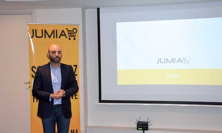 Jumia Maroc livrera aussi l'Afrique