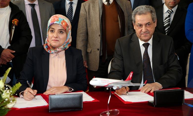 La région de Fès-Meknès et Air Arabia Maroc s'allient