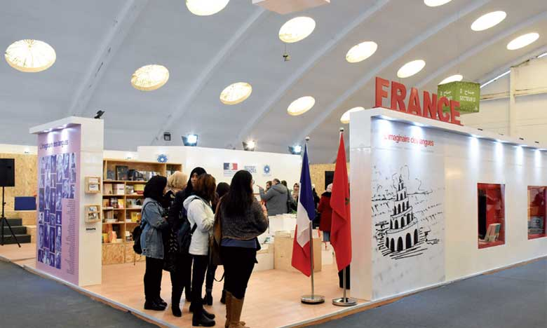 «L'imaginaire des langues» au pavillon France