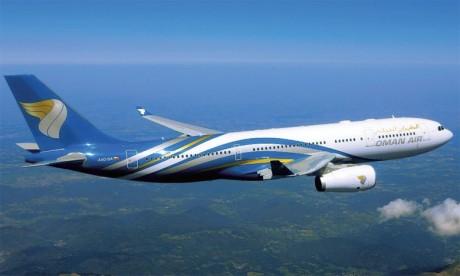 Oman Air reliera directement Mascate à Casablanca à partir de juillet