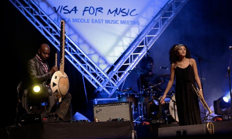 «Visa for Music 2018»  lance un appel à candidatures aux artistes