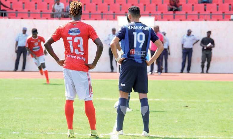 La RSB et le DHJ au prochain tour, les adversaires  des clubs marocains connus
