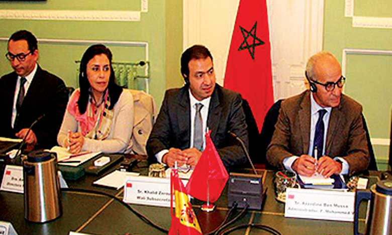 Réunion à Madrid de la Commission mixte maroco-espagnole chargée de l'Opération Marhaba 2017