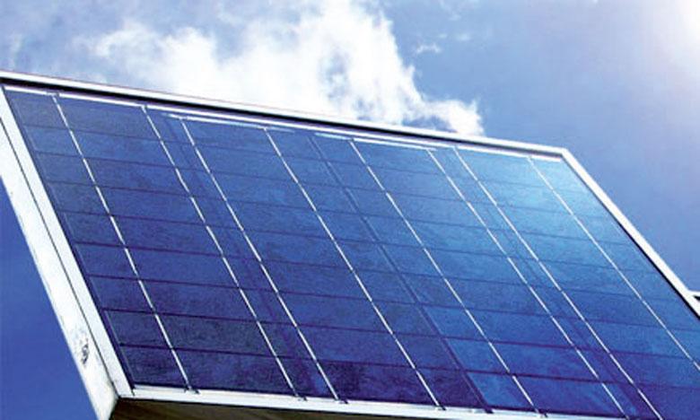 Noor PV-II devrait être fin prêt d'ici 2020 dans le cadre de l'objectif de porter la part  de la puissance électrique installée à partir de sources renouvelables à au moins 42%  à l'horizon2020.